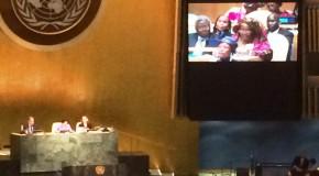 PSDB-Mulher na Conferência Mundial Beijing 20 anos, em NY