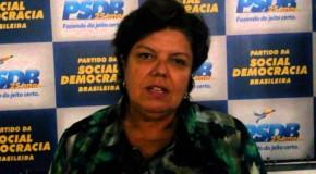 Tieza Marques – PSDB SP Oposição a favor do Brasil