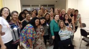 Mulheres do estado de São Paulo presentes na Convenção Nacional