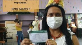 'Dia do Índio, Filhos da Terra', artigo de Mary Kaiapó